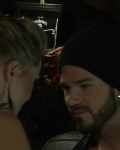 Tournage vidéo clip 2014 Miss Shine vs Eurythmics - Sexe Crime Rmx
